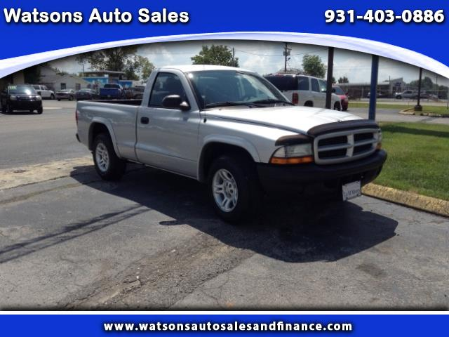 2003 Dodge Dakota 2WD