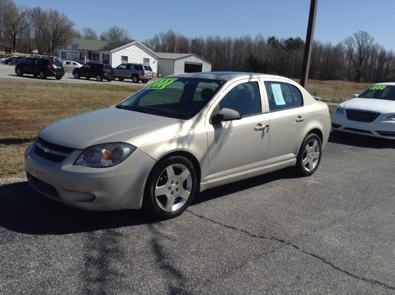 Chevrolet Cobalt LT1 Sedan 2009