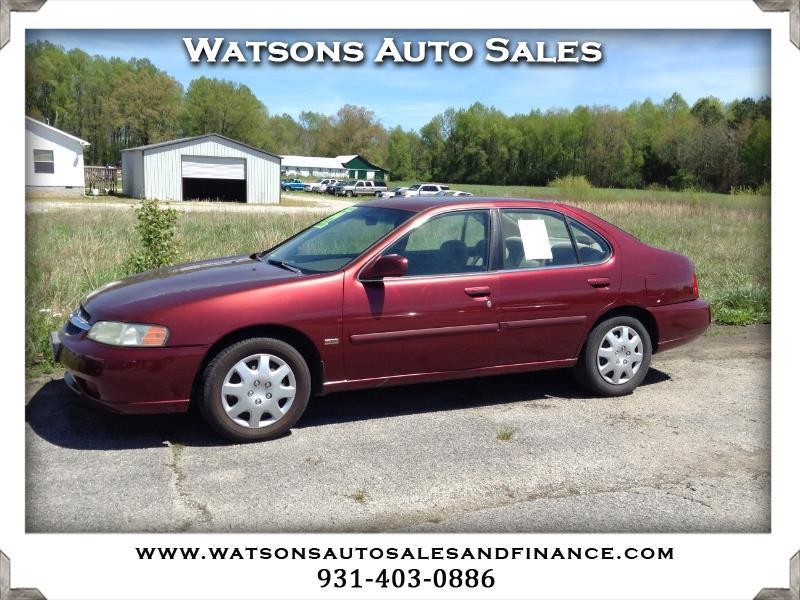 2001 Nissan Altima XE for sale VIN: 1N4DL01D61C196297