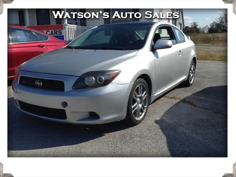 Scion tC Sports Coupe 4-Spd AT 2010