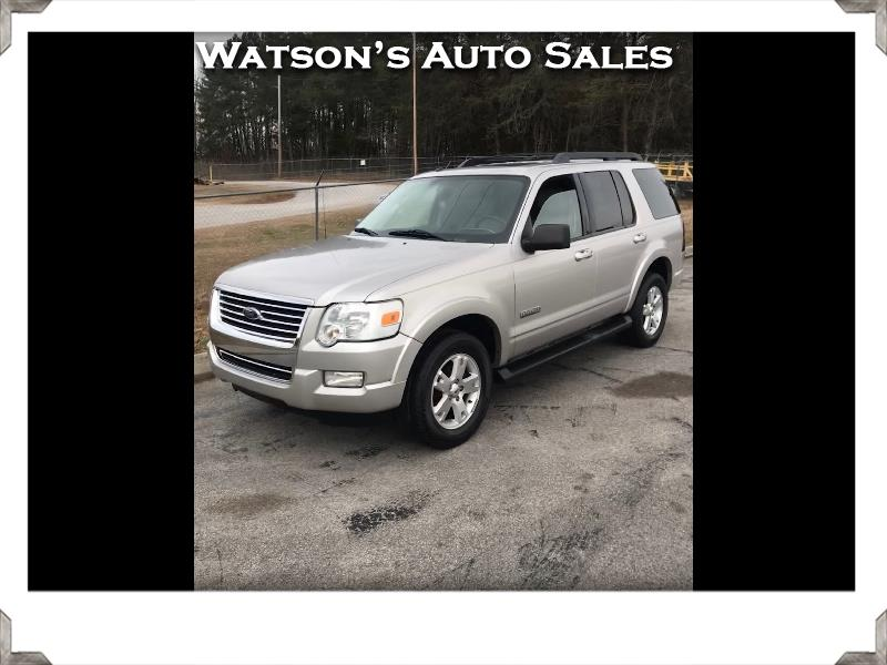 Ford Explorer XLT 4.0L 2WD 2008