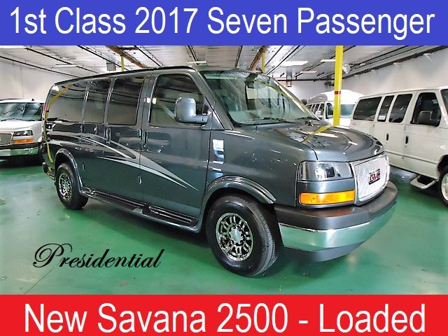 2017 GMC Conversion Van