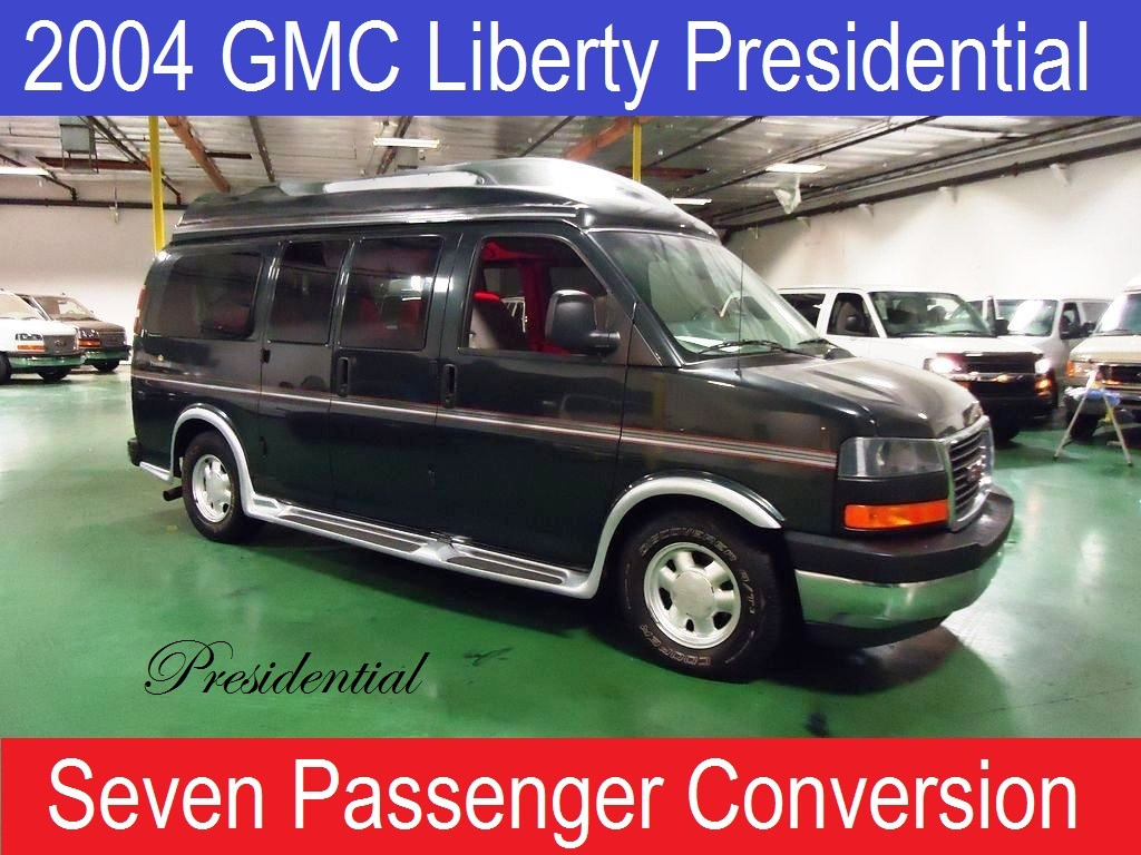 2004 GMC Conversion Van Liberty Presidential Conversion Van