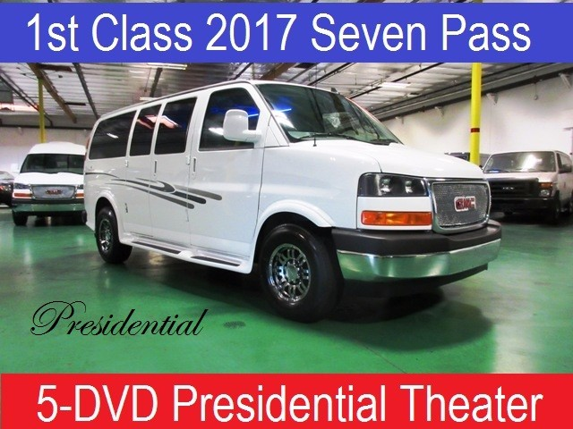 2017 GMC Conversion Van Presidential 5DVD Conversion Van 5f2bb5cba
