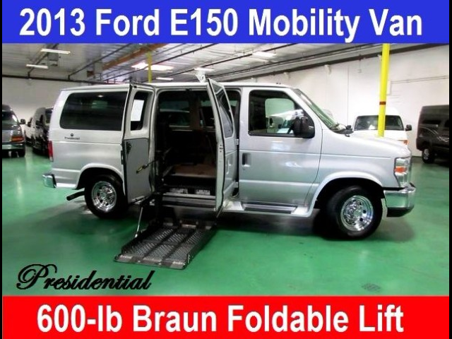 2013 Ford E150 Presidential Wheelchair Van