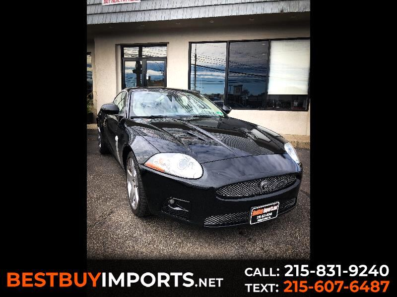 2008 Jaguar XK-Series XKR Coupe