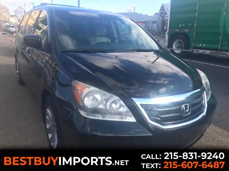 2009 Honda Odyssey Touring w/ PAX Tires