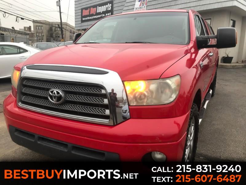 2007 Toyota Tundra Limited Double Cab 6AT 2WD