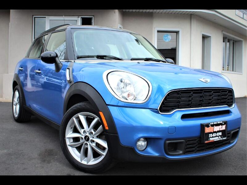 2013 MINI Countryman S