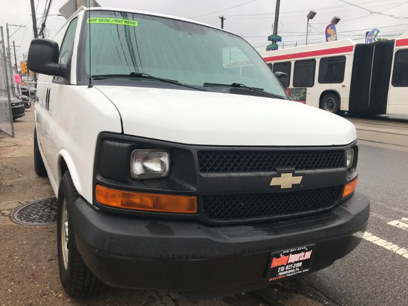 2013 Chevrolet Express 1500 AWD Cargo