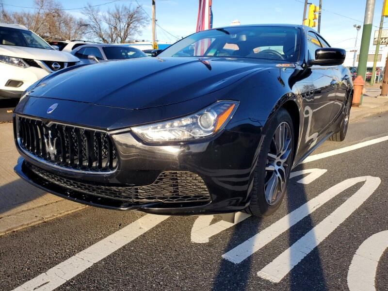 Maserati Ghibli Base 2016