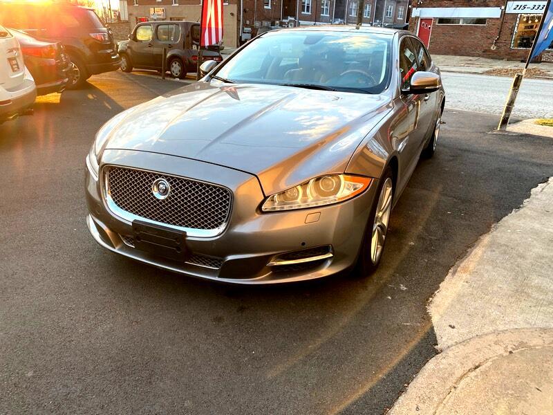 Jaguar XJ-Series XJ Supercharged 2011