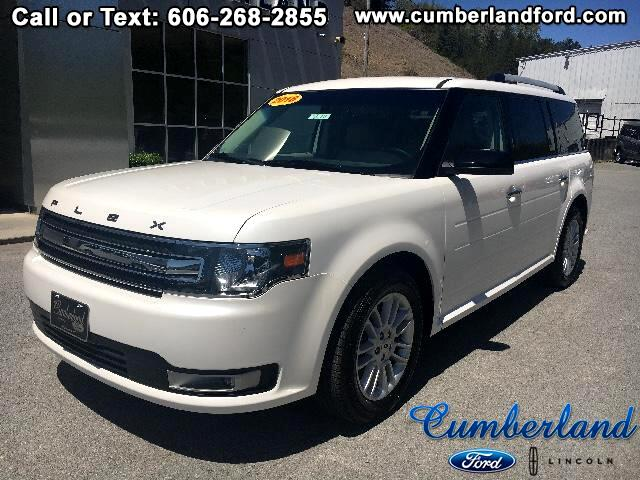 2018 Ford Flex SEL AWD