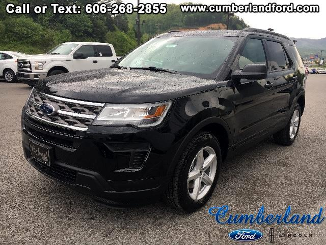 2018 Ford Explorer Base 4WD