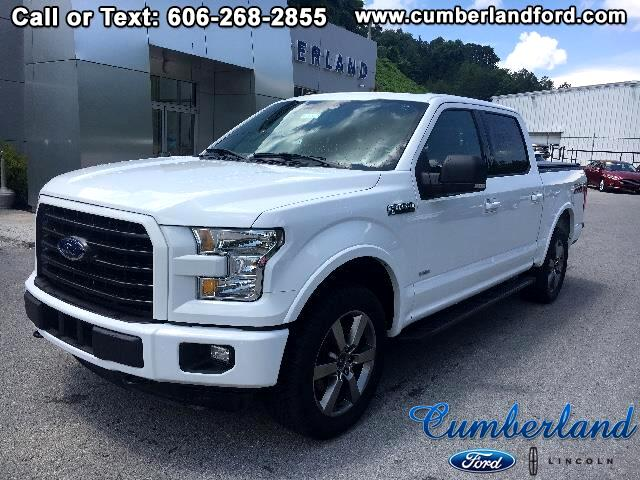 2016 Ford F-150 SuperCrew XLT Sport FX4