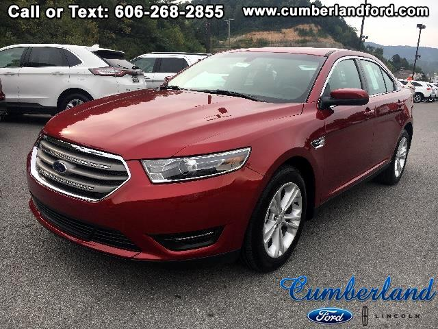 2018 Ford Taurus SEL FWD
