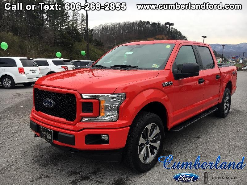 "2019 Ford F-150 4WD SuperCrew 145"" STX"