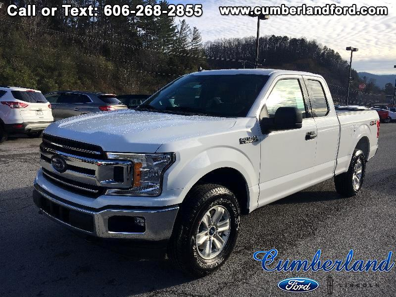 "2019 Ford F-150 4WD SuperCab 145"" XLT"