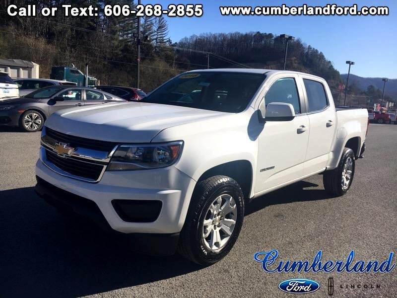 2018 Chevrolet Colorado LT Crew Cab 2WD Short Box
