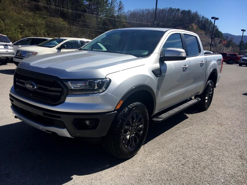 2019 Ford Ranger Lariat 4x4 SuperCrew