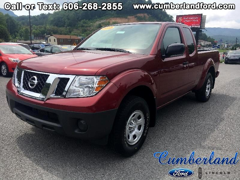 2018 Nissan Frontier S King Cab 2WD
