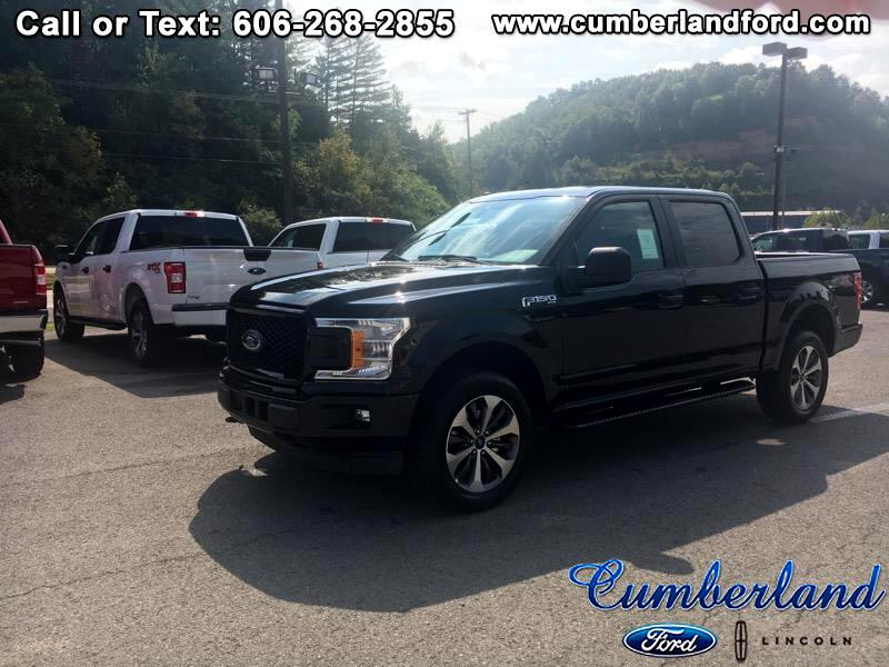 2019 Ford F-150 STX SuperCrew 4WD