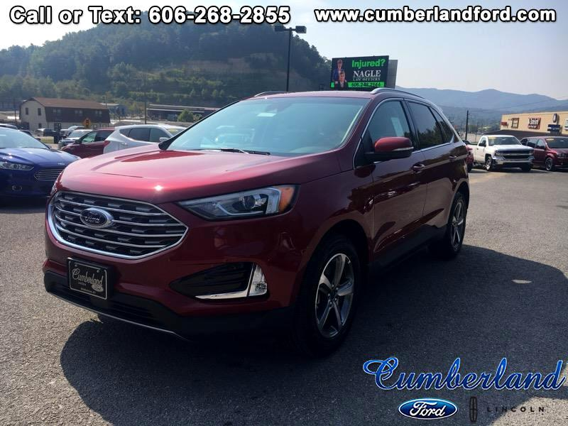 2019 Ford Edge 4dr SEL AWD
