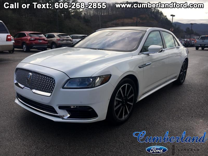 Lincoln Continental Reserve 2020