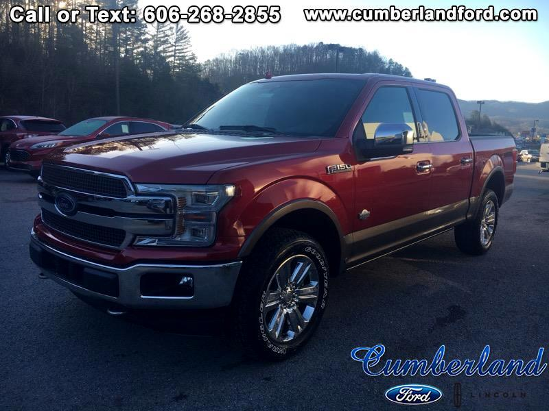 Ford F-150 King Ranch SuperCrew 4WD 2020