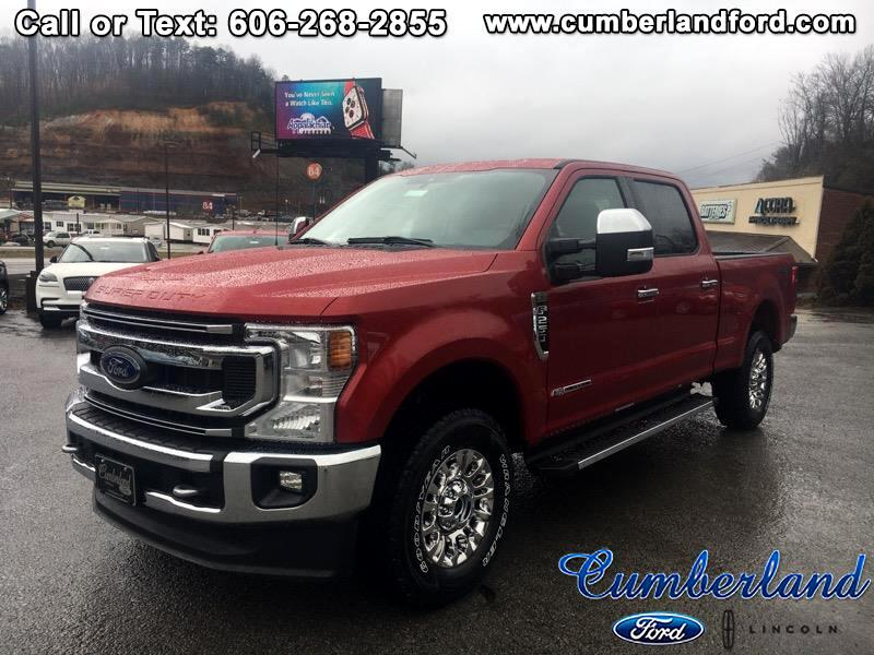 Ford F-250 SD XLT Crew Cab Short Bed 4WD 2020