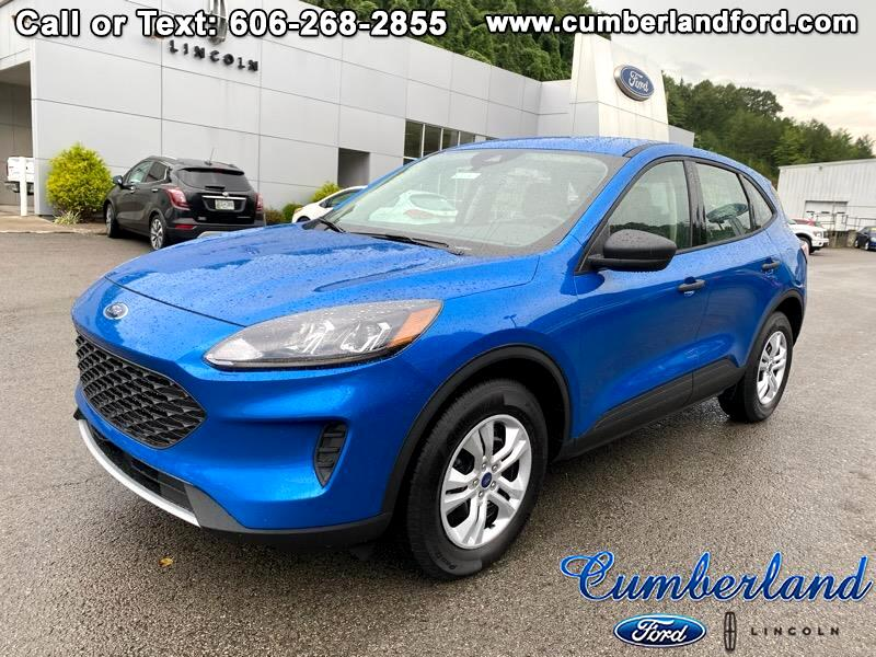 Ford Escape S AWD 2020