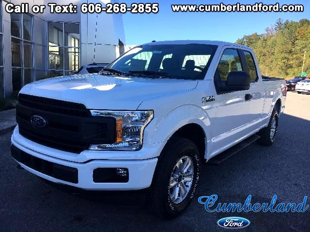 2018 Ford F-150 SuperCab 4X4 Sport