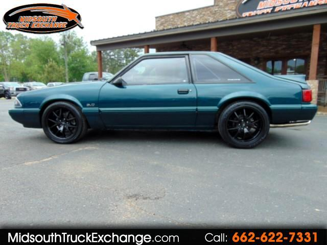 1989 Ford Mustang LX 5.0L hatchback
