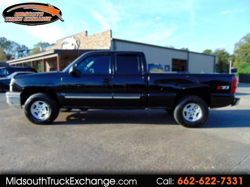 2003 Chevrolet Silverado 1500 LS Ext. Cab Short Bed 4WD