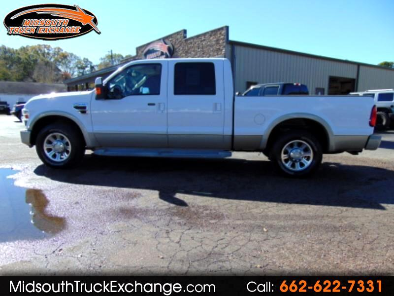 2008 Ford F-250 SD King Ranch Crew Cab 2WD