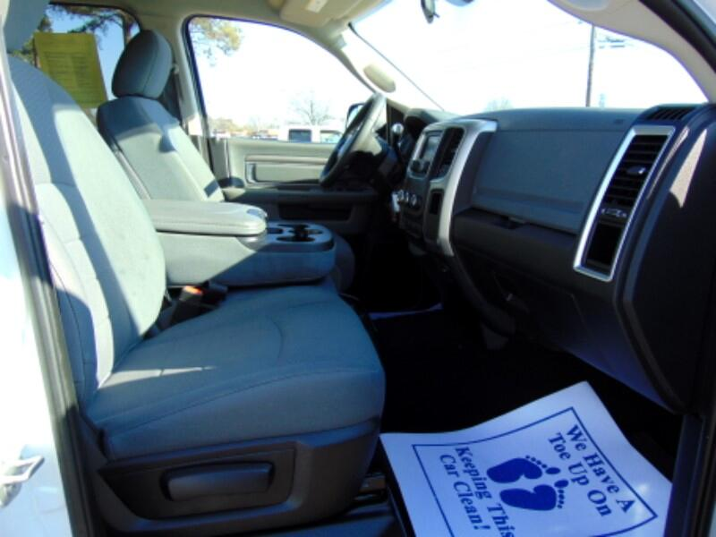 2018 RAM 3500 SLT Crew Cab LWB 4WD DRW