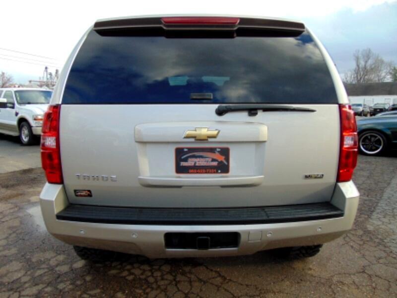 2007 Chevrolet Tahoe Z71 4WD