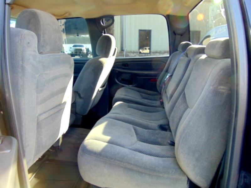 2007 Chevrolet Silverado Classic 1500 LS2 Crew Cab 2WD