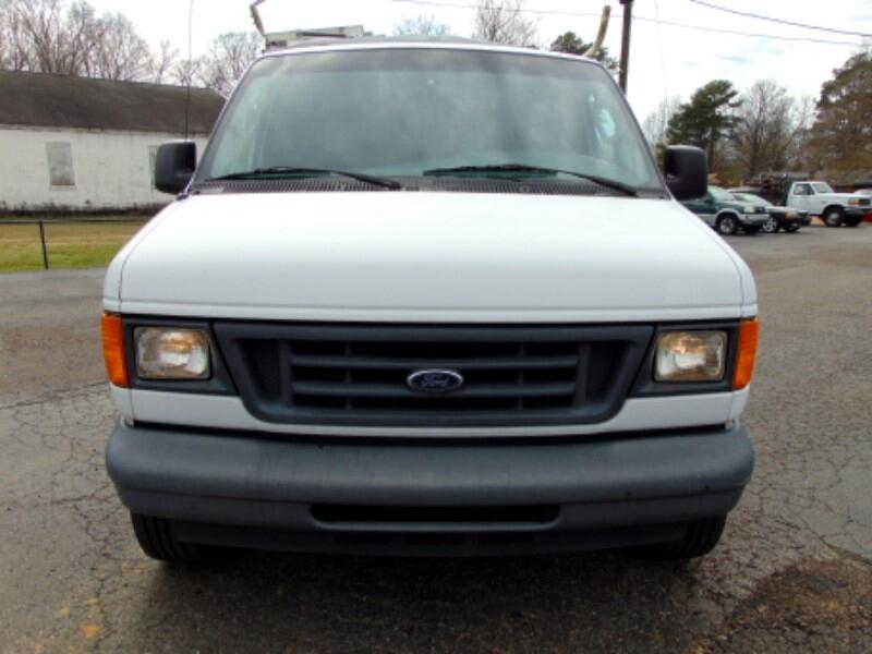 2007 Ford Econoline E-250