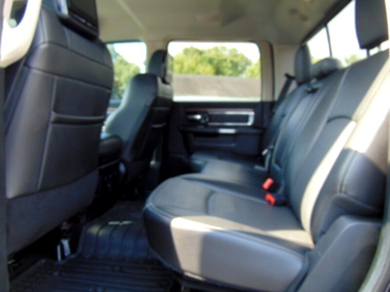 2013 RAM 2500 Laramie Crew Cab SWB 4WD