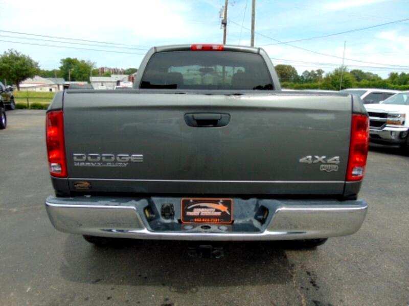 2003 Dodge Ram 2500 Laramie Quad Cab Short Bed 4WD