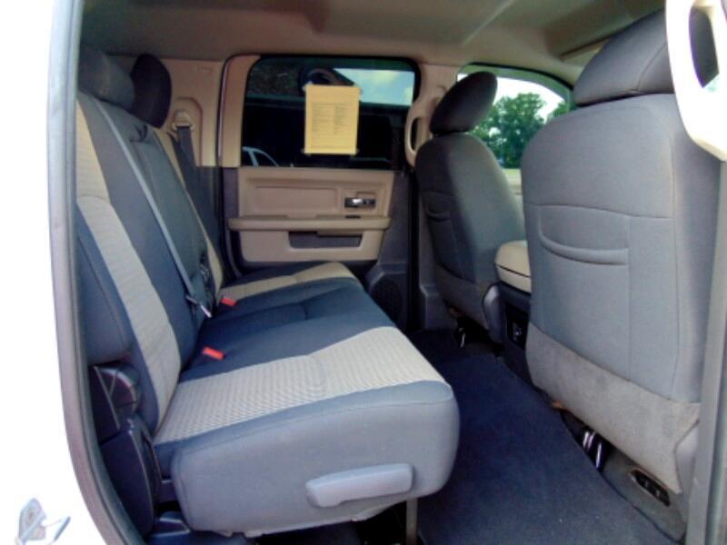 2011 RAM 3500 SLT Mega Cab 4WD DRW