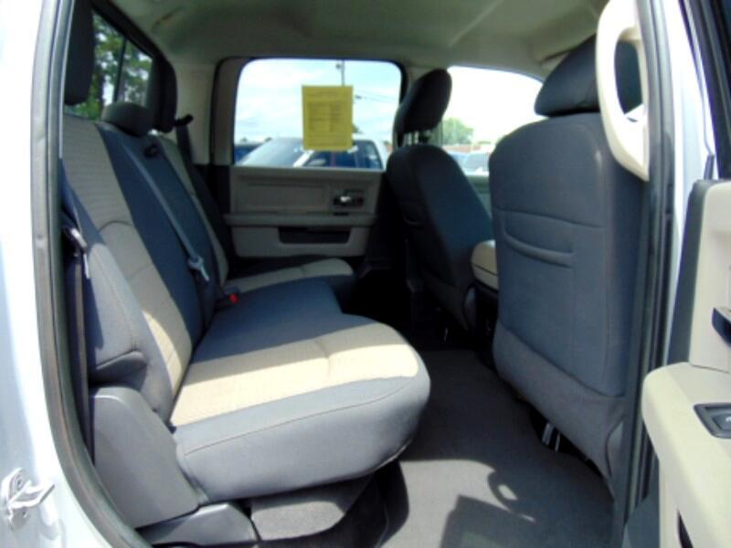 2011 RAM 1500 SLT Crew Cab 2WD