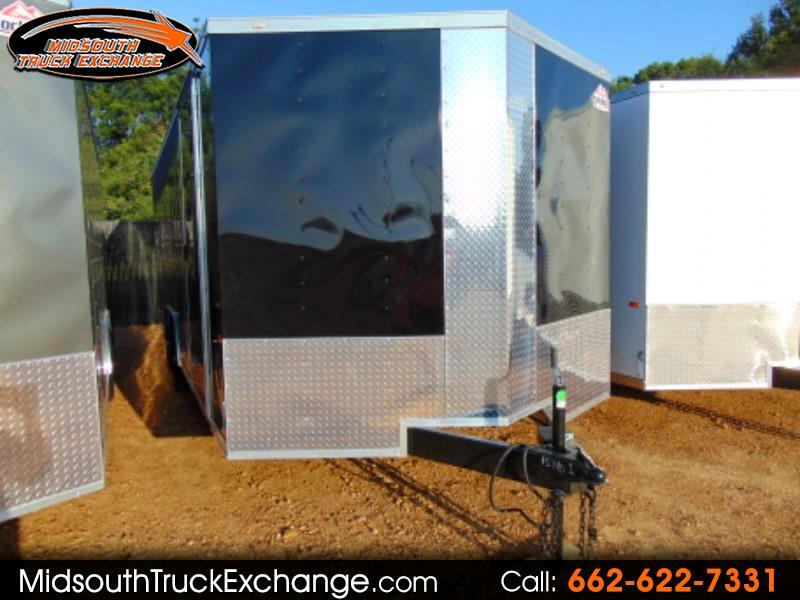 Rock Solid Enclosed Cargo Trailer  2020