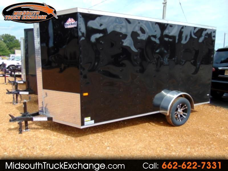 Rock Solid Enclosed Cargo Trailer  2020