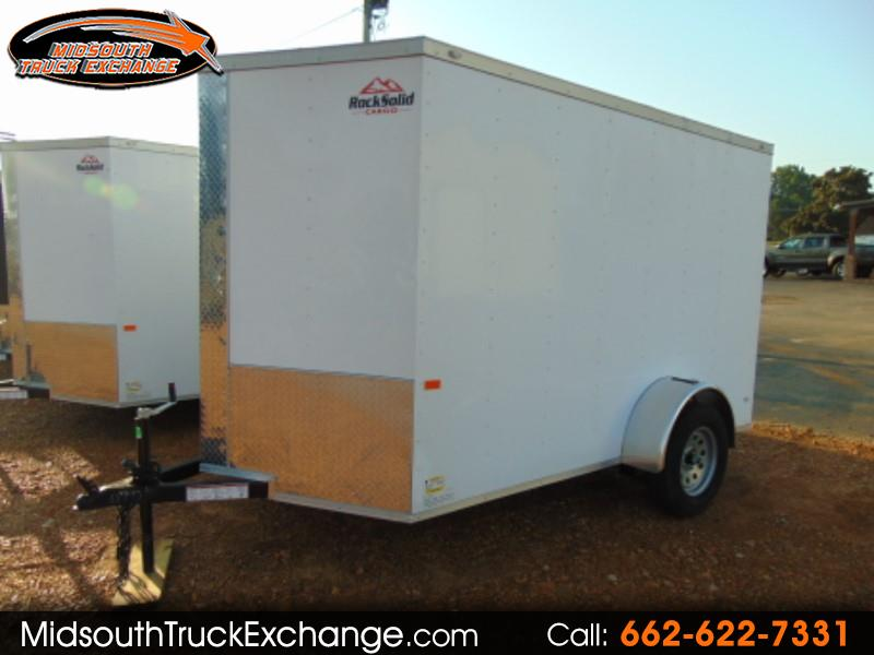 2020 Rock Solid Enclosed Cargo Trailer