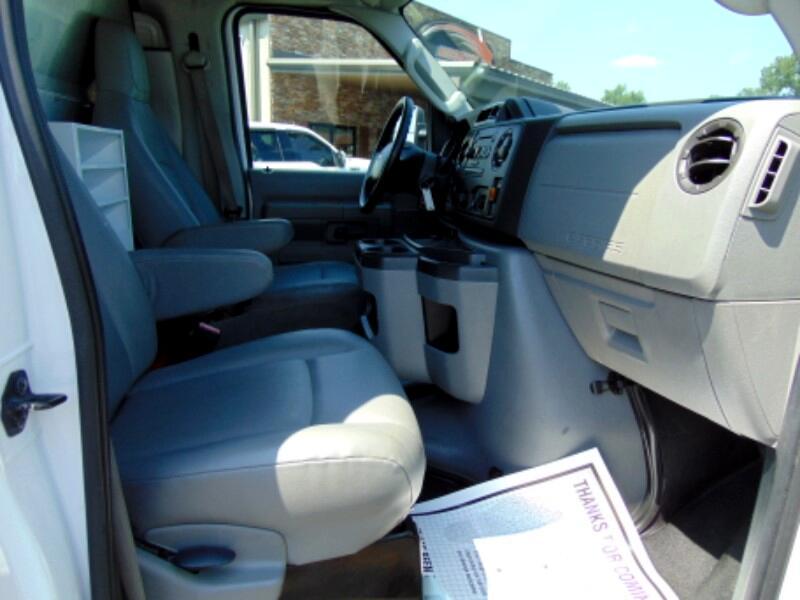 2012 Ford Econoline E-250