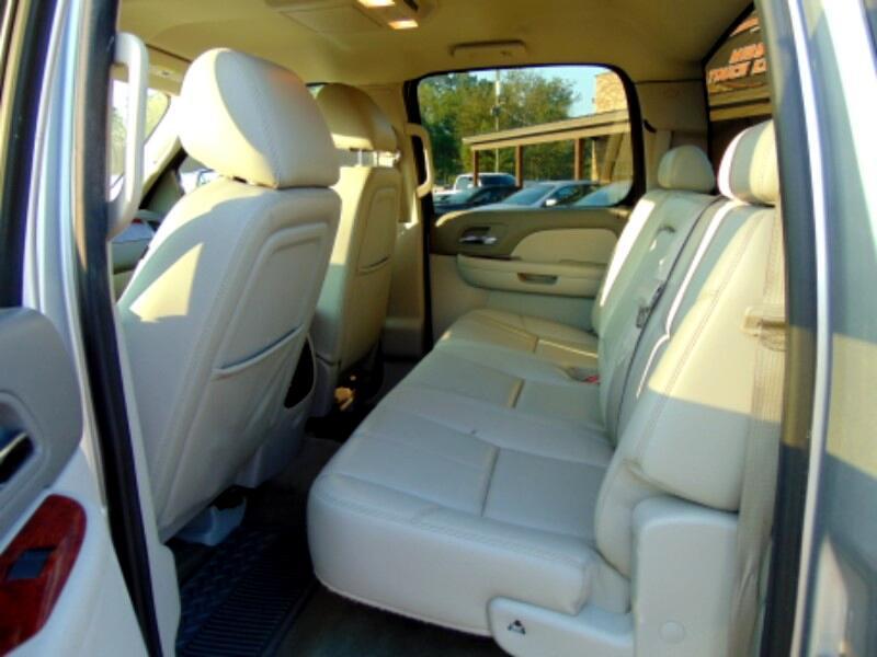 2011 Chevrolet Silverado 1500 LTZ Crew Cab 4WD