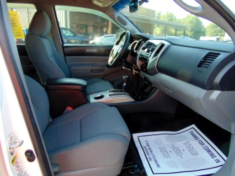 2012 Toyota Tacoma Double Cab V6 4WD
