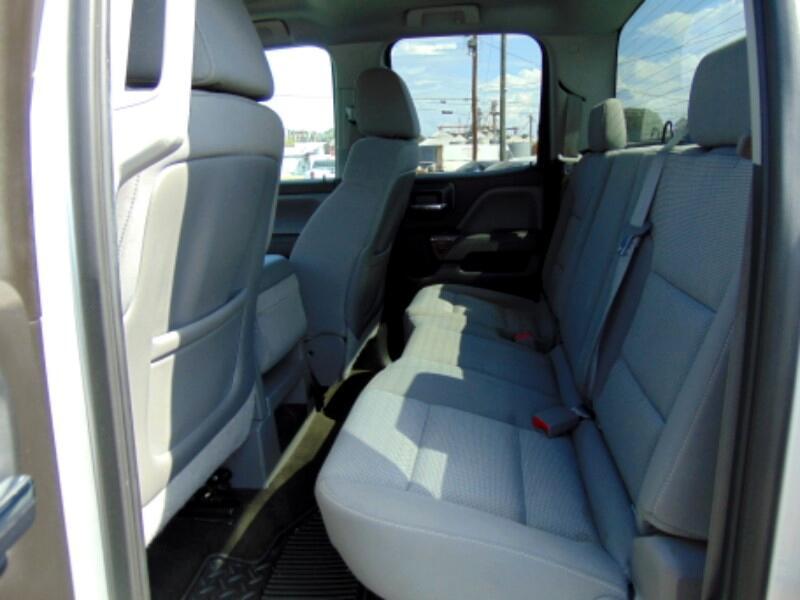 2015 GMC Sierra 1500 SLE Double Cab 2WD